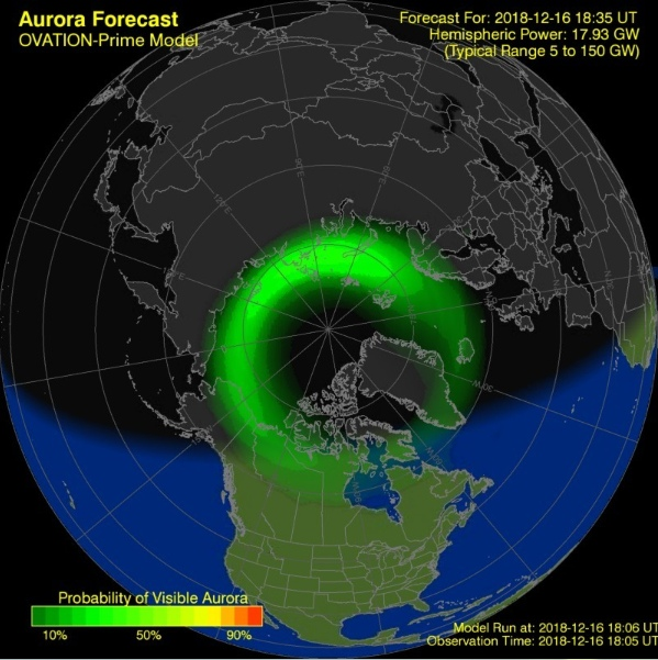 Space Weather Prediction Center